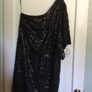 Jessica Simpson sequin cocktail dress